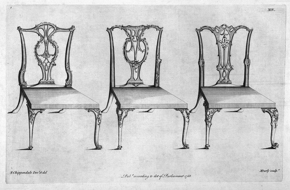 Chipperndale Gentleman's Cabinet