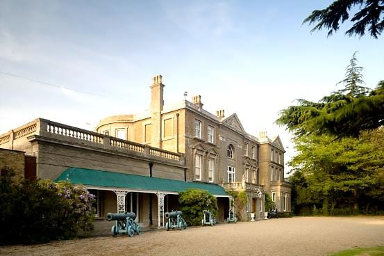 Quex park case study east india company at home 1757 1857 for Quax parc