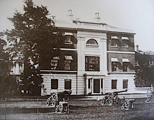 Quex park case study family tree east india company at for Quax parc