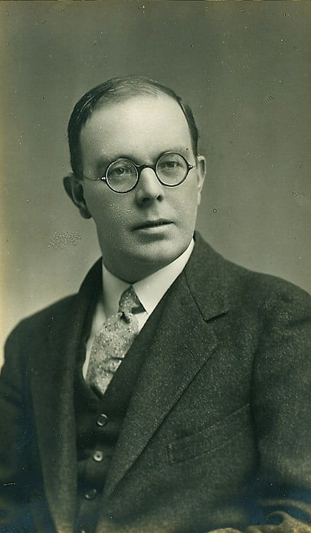 Image of Cyril Burt