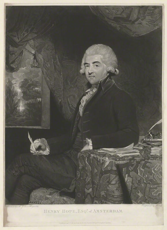 by Charles Howard Hodges, published by John Boydell, published by Josiah Boydell, after Sir Joshua Reynolds, mezzotint, published 1 January 1788 (1787)