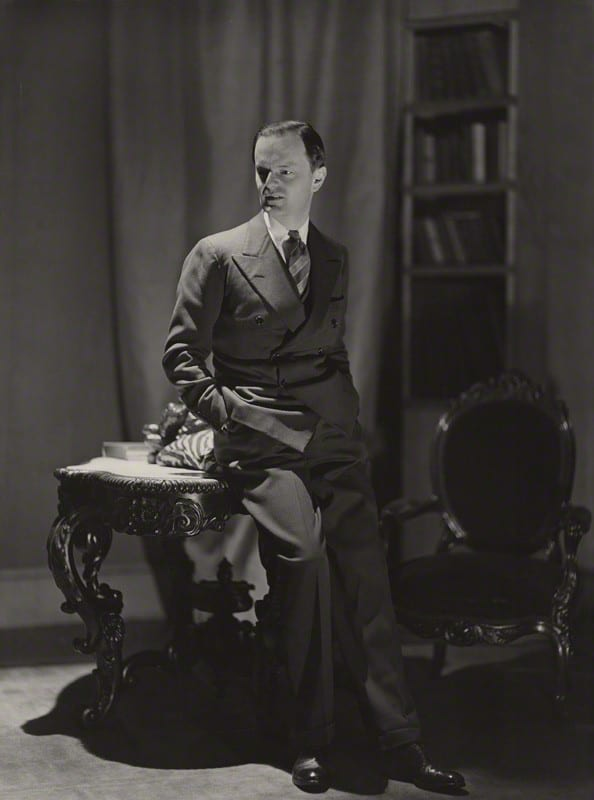 Kenneth Clark by Howard Coster, 1934 (© National Portrait Gallery, London)