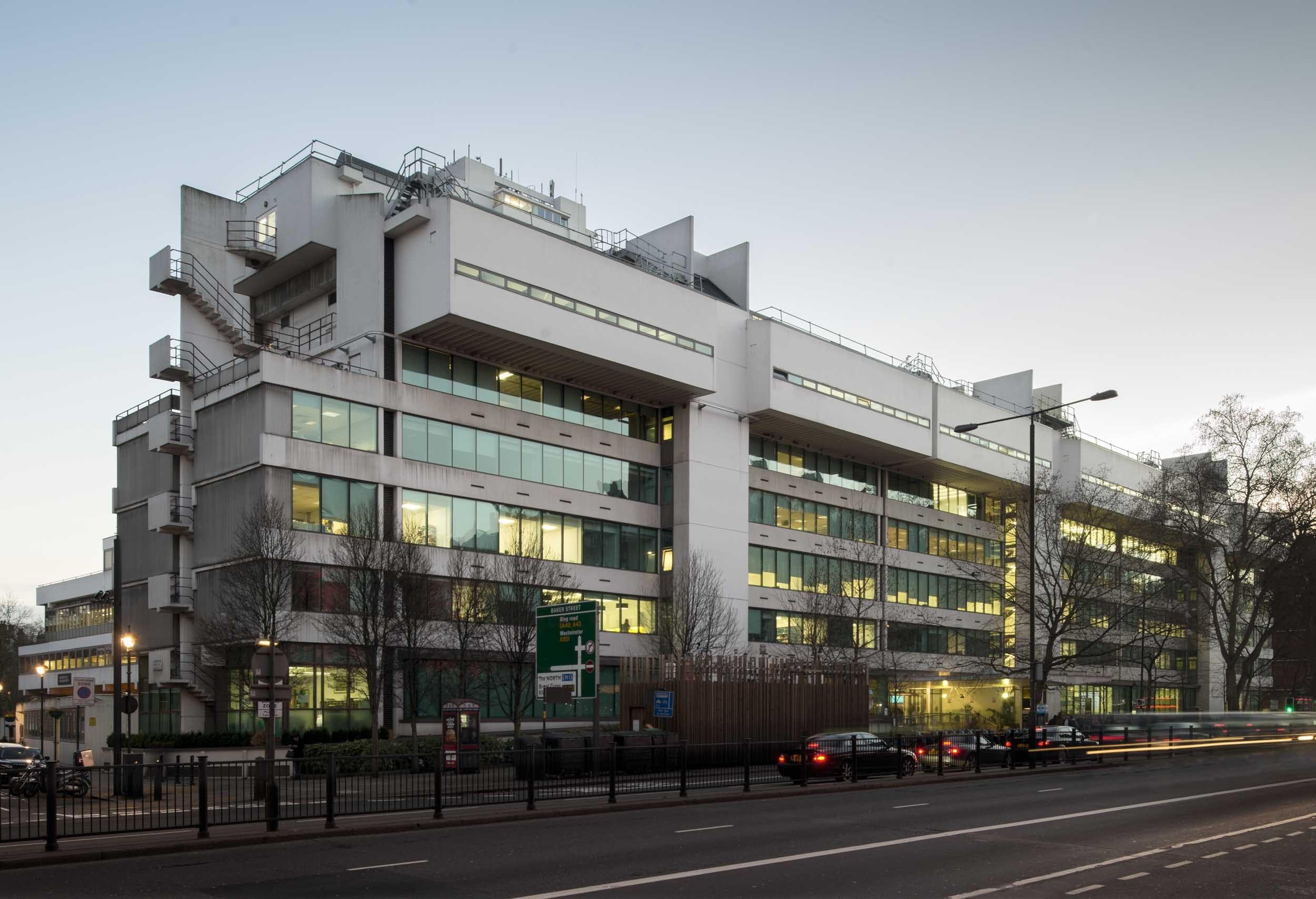 Westminster University Building