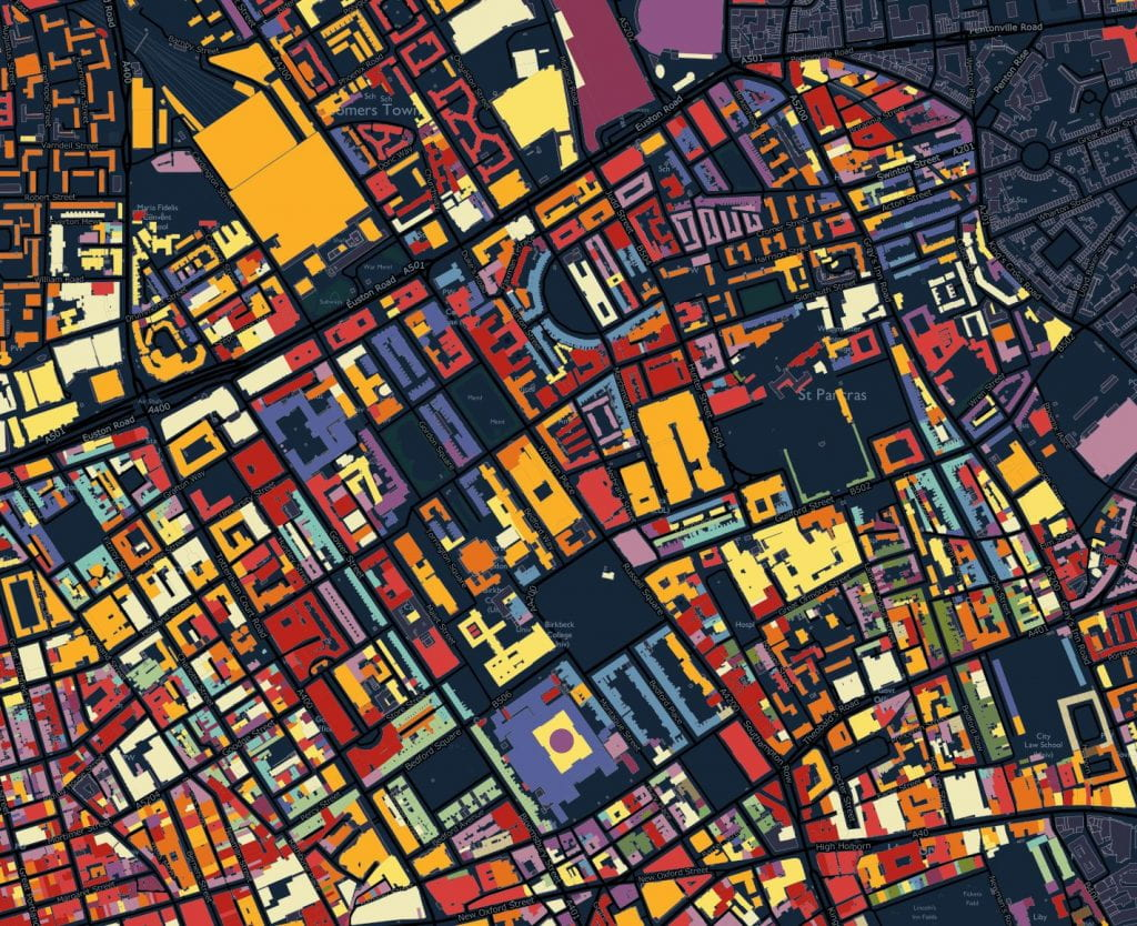 Colouring London |  UCL The Survey of London
