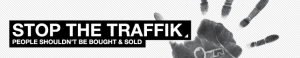 From Stop the Traffik
