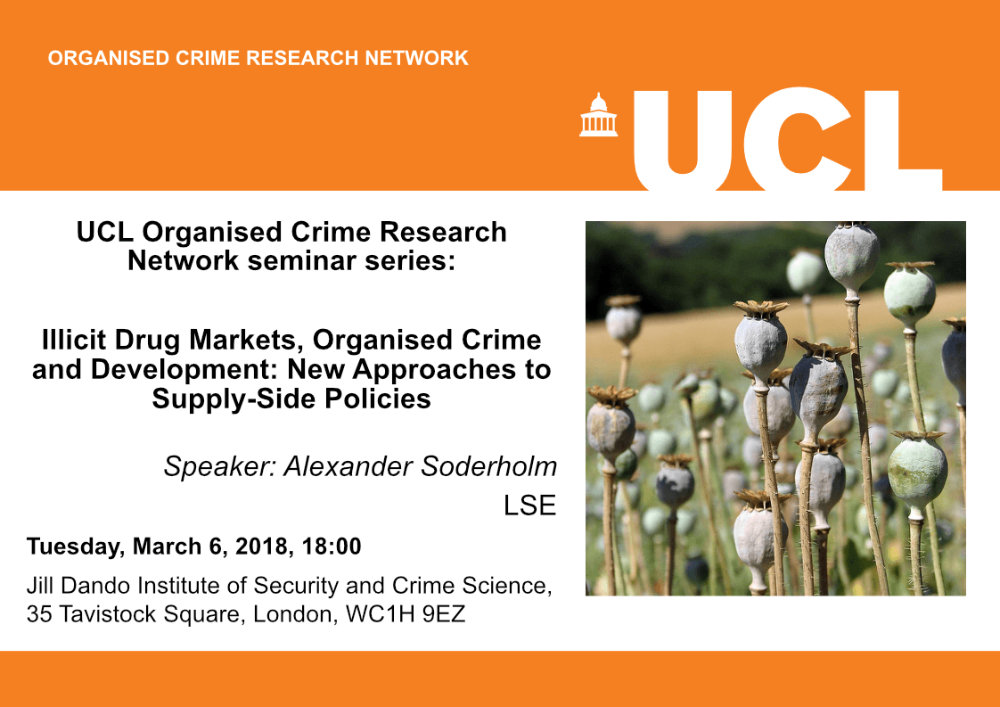 UCL Organised Crime Research Network
