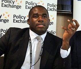 David Lammy, Tottenham MP (By Poliocy Exchange via Wikimedia Commons)