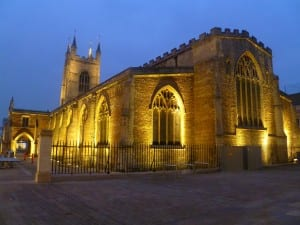 Cathedral Square, Peterborough