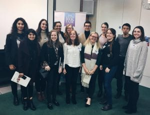 MA Publishing Students at Building Inclusivity in Publishing Conference