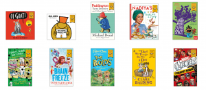 World Book Day Childrens titles