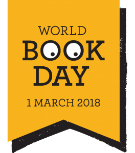 World Book Day 2018 logo