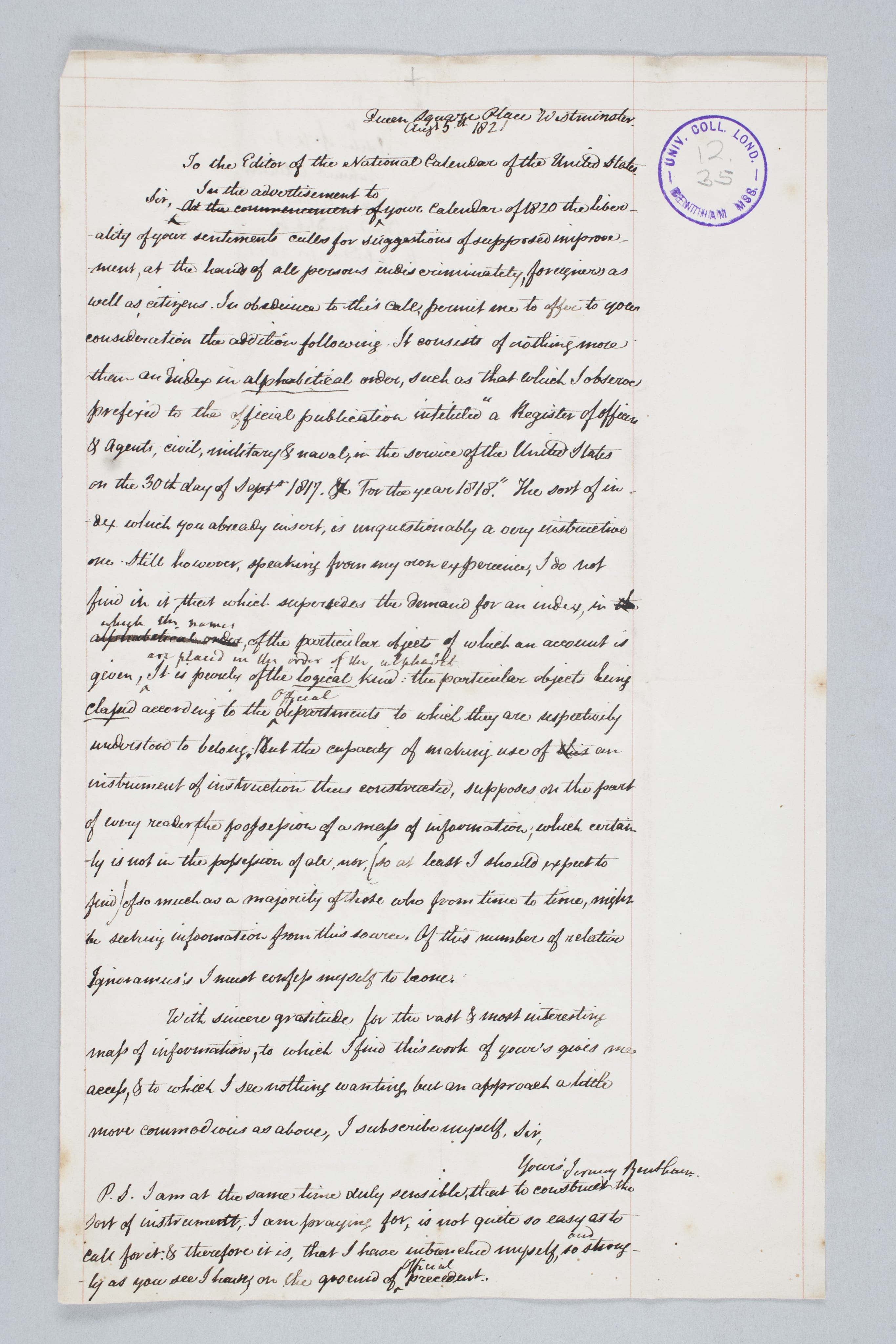 bentham essay Free jeremy bentham papers, essays, and research papers.