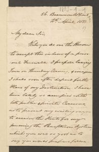 Add. MS 33,544 fo. 57 (British Library Bentham Papers)
