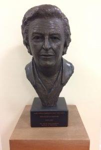 Sheila Sherlock bust2