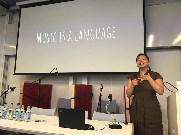 Danbee Kim Music Talk