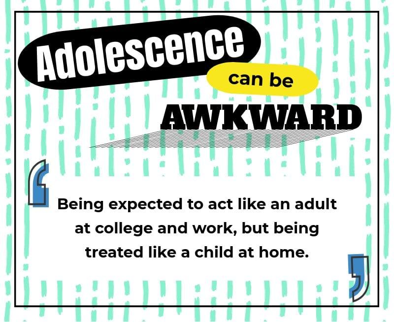 Teen Views on Adolescence