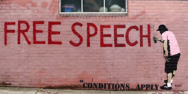 Free Speech in the Age of Social Media