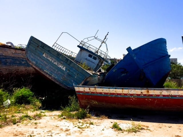 Global Migration, Local Impact – Lives on Hold in Lampedusa