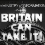 Britain Can Take It, 1940, GPO Film Unit