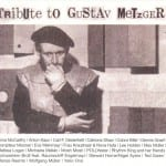 A tribute to Gustav Metzger