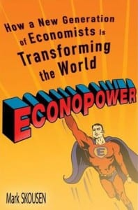 Econopower book cover