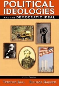 political ideologies book cover