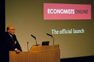Economists Online launch