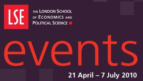LSE public events | UCL Economics & Public Policy Extra