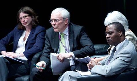 Panel session at Population Footprints