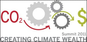 Creating Climate Wealth logo