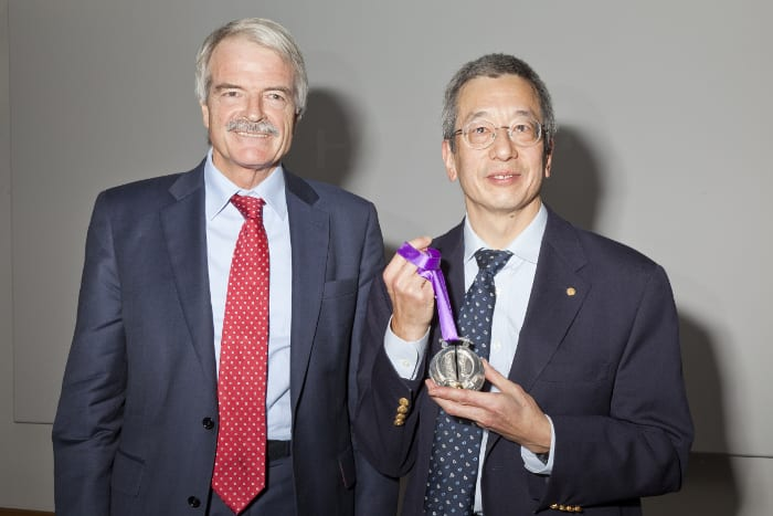 Clinical Prize Tsien
