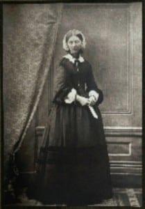 Florence Nightingale, Courtesy of the Florence Nightingale Museum Trust, London