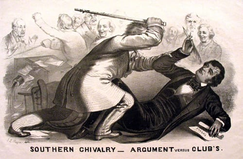Southern Chivalry: Argument versus Club's
