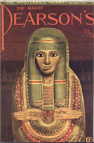 394px-Pearson's_Magazine_1909_with_Unlucky_Mummy