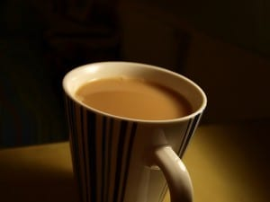Cup of tea by Simon Cocks on Flickr