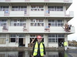 Tsunami refuge school