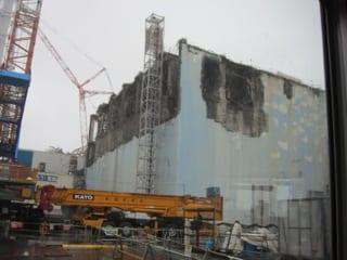 Fukushima Daiichi reactor 2. Credit: TEPCO