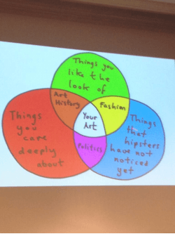 Grayson Perry's Venn Diagram