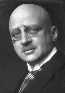German scientist Fritz Haber
