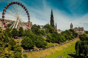 The 2014 Edinburgh Festival Fringe