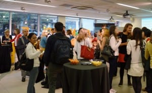 Attendees at the launch of the Early Careers Network