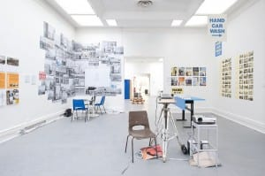 Cities Methodologies exhibition