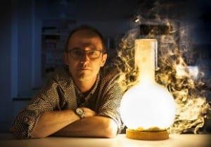 Professor Andrea Sella (UCL Chemistry)