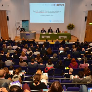 'What do we need to know to reach, treat, and cure everyone with TB?' event