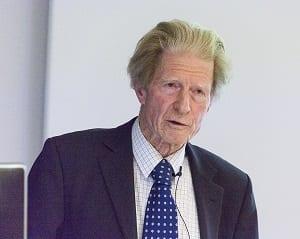 Professor Sir John Gurdon, UCL Nobel Prize winner
