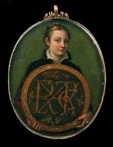 Sofonisba Anguissola, 1556