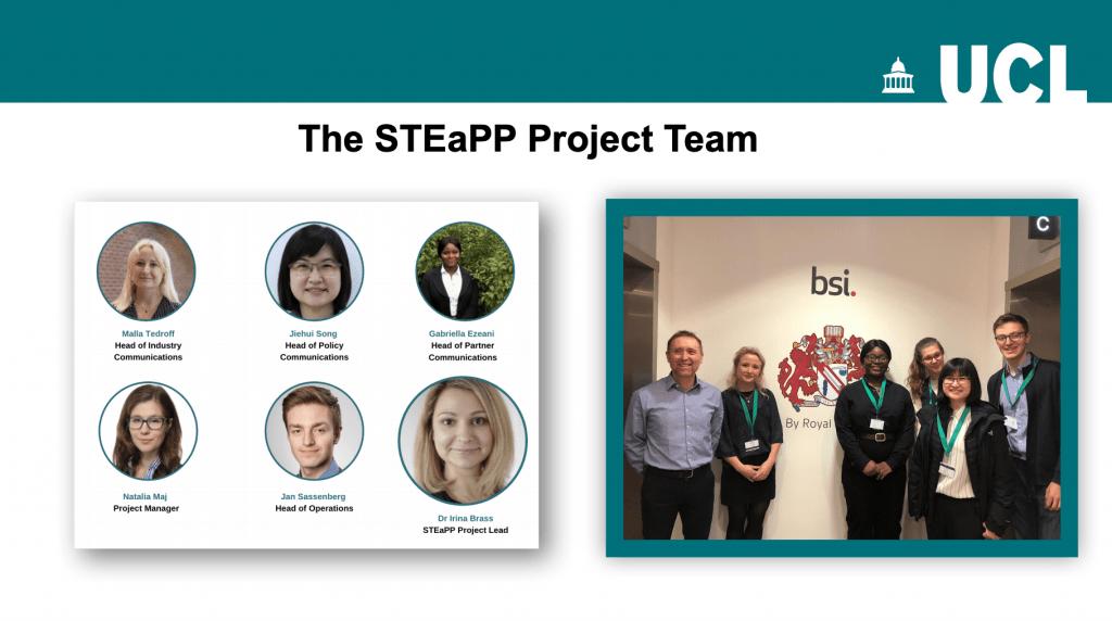 BSI team photo