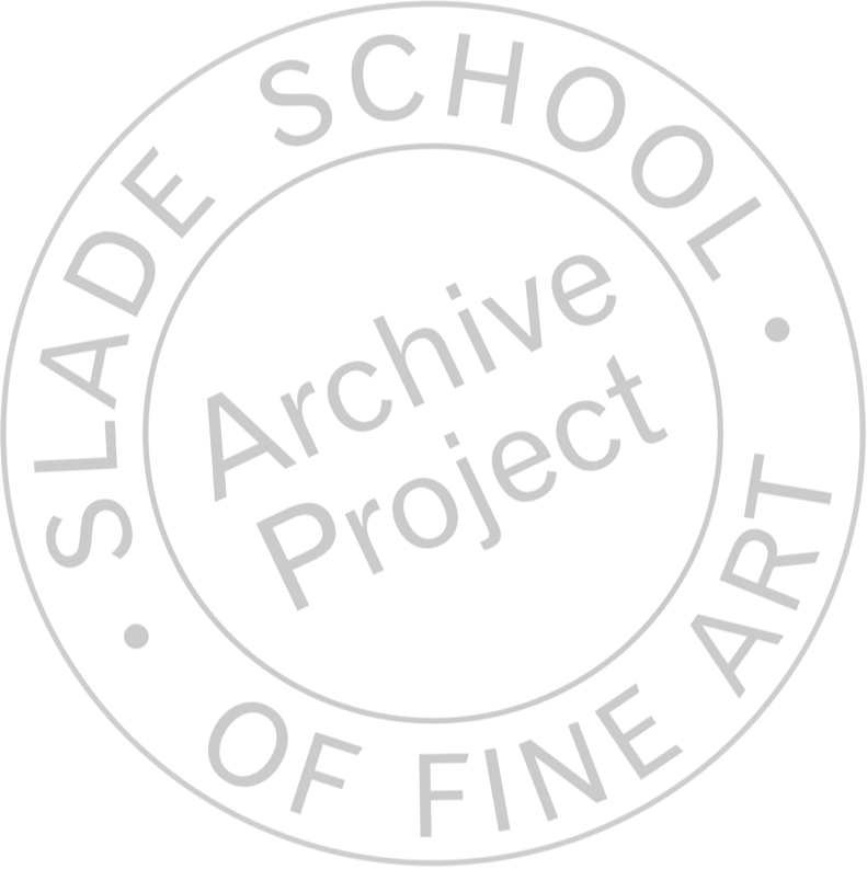 Slade Archive Project Logo