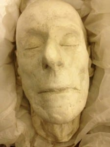 Tonks death mask
