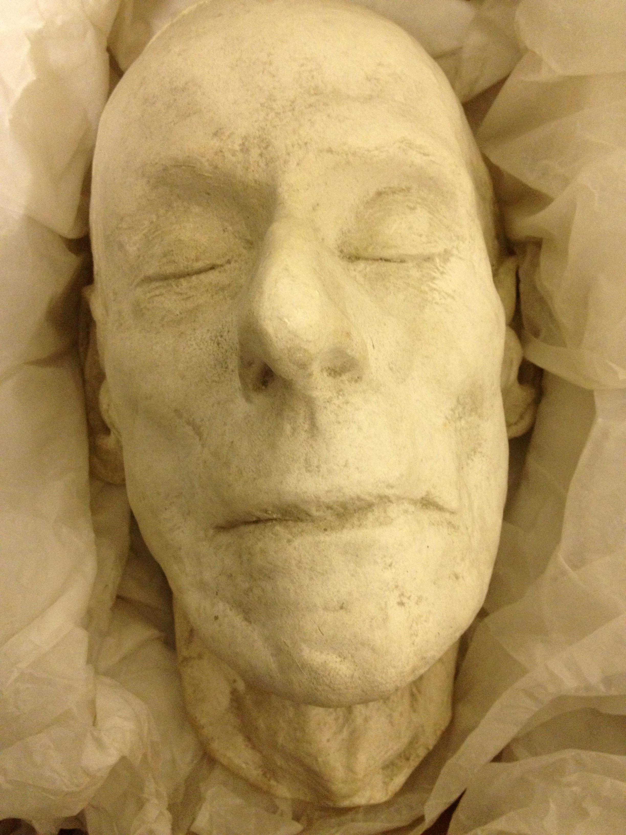 Tonks death mask